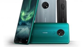 "Nokia 7 2 with a large 1/2"" sensor & pixel-binning takes"