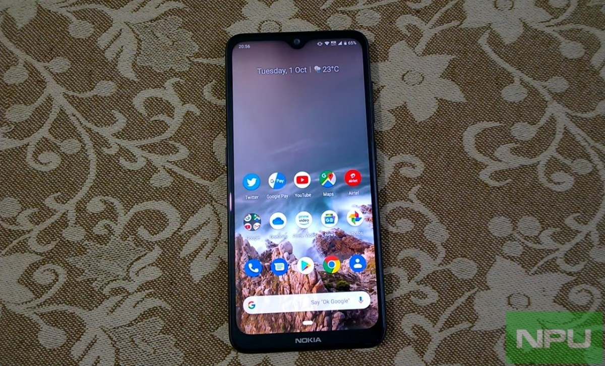 Nokia 7.2 receiving a new update with a new Pie build now - Nokiapoweruser