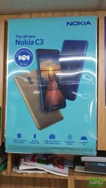 Nokia C3 India launch