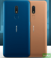 Nokia C3 colors