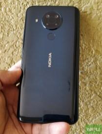 Nokia 5.4 back image