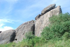 """Pride Rock"" in Serengeti National Park"