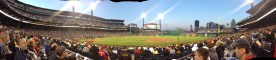 PNC Park from section 110