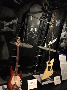 Metallica Display