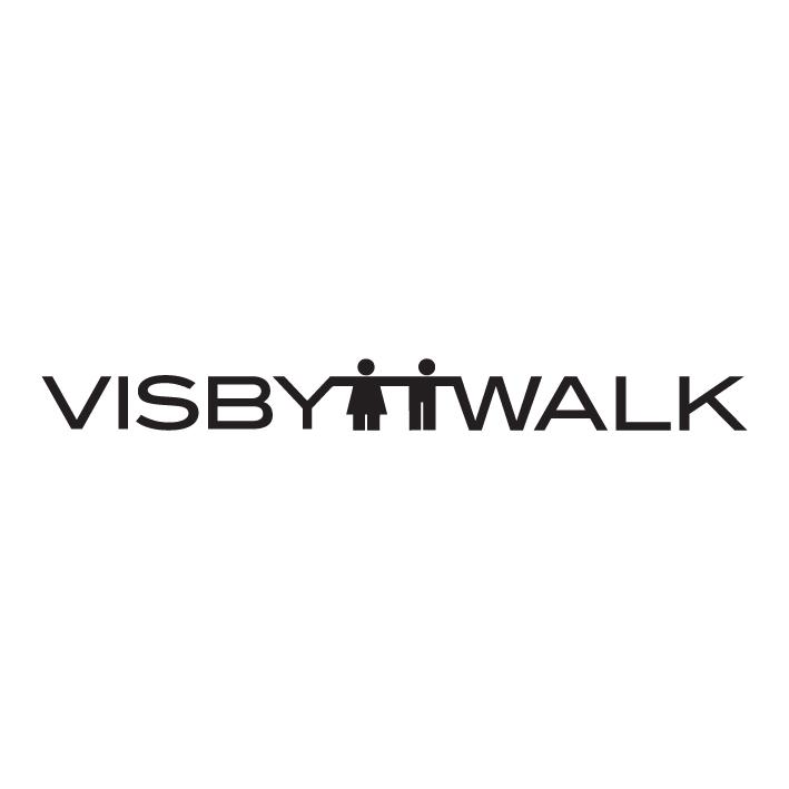 Visby Walk logo