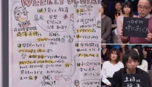 Weekly Ochiai 「母親をアップデート」コミュニティ作ります!
