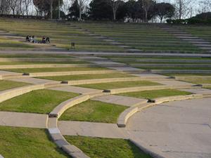 Madrid, masónico, enrique tierno galván, parque, masón, masonería, símbolos, huellas, estudio de las artes, arturo sacristán