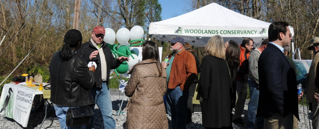 Sean Woodlands Conservancy Press Conference 01-18-13cropped
