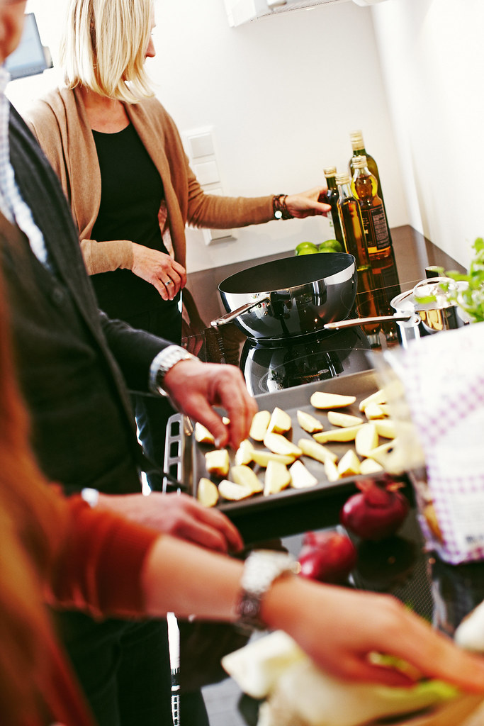 Food and Family: How Cooking Together can Build Tighter Familial Bonds