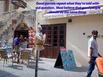 True good versus false good