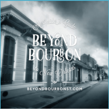 We're on the @BeyondBourbonSt Pod!