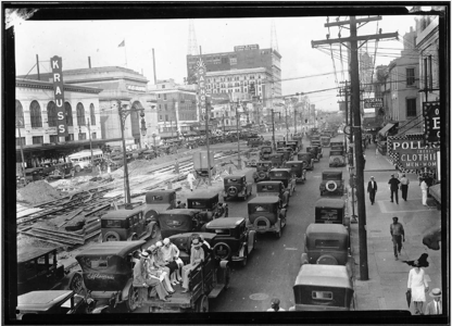 canal street 1930