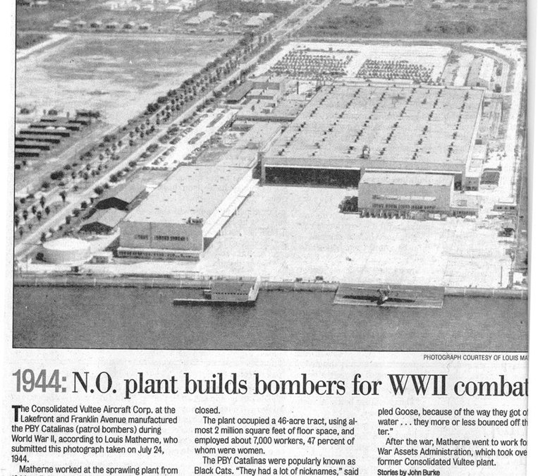 American Standard Gentilly: Warplanes to Plumbing