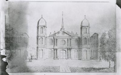 St. Louis Cathedral, 1819