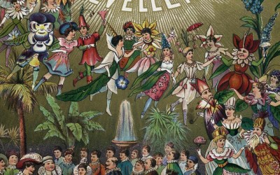 Twelfth Night Reveling in New Orleans #Podcast
