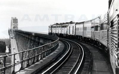 Amtrak's Sunset Limited, 1970s #TrainThursday