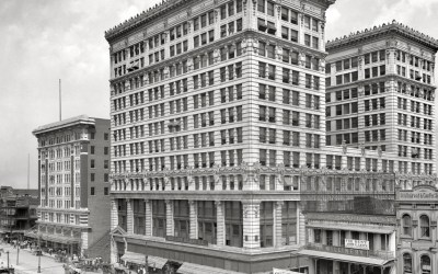 """Canal Street Architecture – S. H. Kress – classic to """"modern"""" and back"""