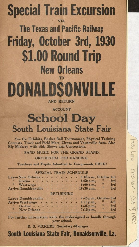 donaldsonville south louisiana state fair