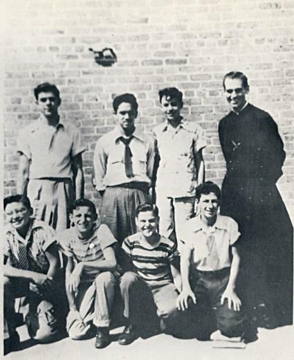 St. Aloysius, 1948