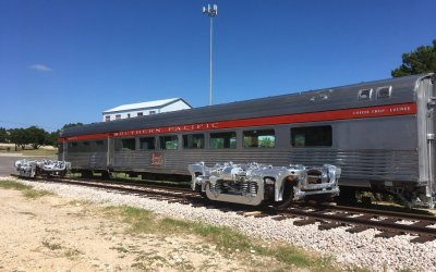 Sunset Limited dining and snacking from New Orleans to Los Angeles