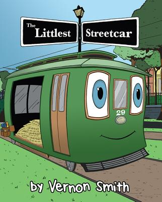 "Vernon Smith turned NORTA 29 into ""The Littlest Streetcar"""
