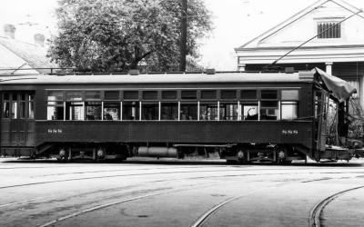Streetcar accidents – NOPSI 888 back at Carrollton Station