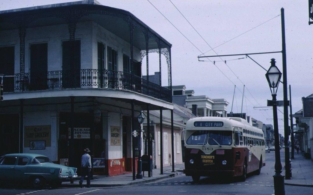 City Park Line – Trackless Trolleys #Backatown #StreetcarMonday