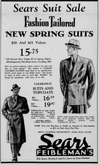 Sears Feibleman's