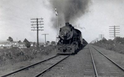 2-8-0 Steam Locomotives in Gentilly #TrainThursday