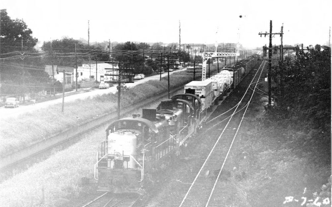 Missiles in Avondale – Southern Pacific Railroad #TrainThursday