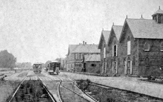 Napoleon Avenue