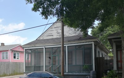 Screen Porch Houses harken back to before central a/c
