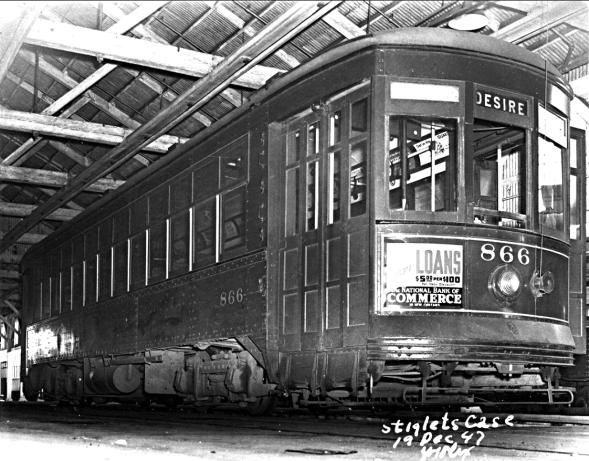 Desire Streetcar 19-December-1947