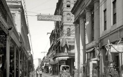 Royal Street Photo Breakdown – NOLA History Guy Podcast