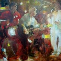 Blues | CONIGLIANO | Nolan-Rankin Galleries - Houston