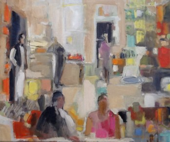 CONIGLIANO | Café | Nolan-Rankin Galleries - Houston