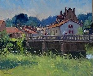 Nolan-Rankin Galleries - Houston   José Salvaggio   L'Ile en Rigault, Meuse