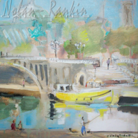 Pont alexander III | Conchita Conigliano | Nolan-Rankin Galleries - Houston