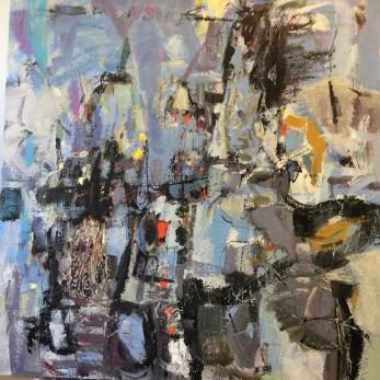 Melodie   NR5346   30 Figure: 36.25 x 28.,75 in.   Michèle Lellouche   Nolan-Rankin Galleries - Houston