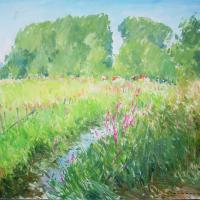 Paysage | Paul Jean Anderbouhr | Nolan-Rankin Galleries - Houston
