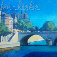 Notre Dame   Pierre Neveu   Nolan-Rankin Galleries - Houston