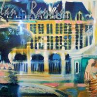 lithograph | Place des vosges | Paul Ambille | Nolan-Rankin Galleries - Houston