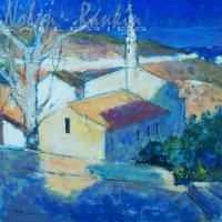 Sainte Martin de Castillon | Pierre Neveu | Nolan-Rankin Galleries - Houston