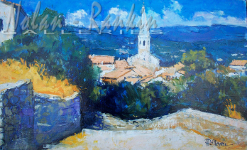 Sainte Martin les Apts | Pierre Neveu | Nolan-Rankin Galleries - Houston