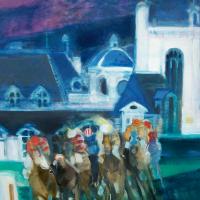 Galop Cantitien | Paul Ambille | Nolan-Rankin Galleries - Houston