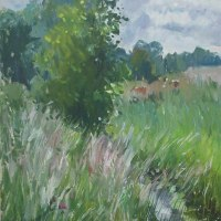 Paysage du Loir et cher | Paul Jean Anderbouhr | Nolan-Rankin Galleries - Houston