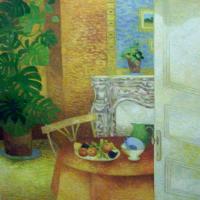 N,M. a la cheminee | Christian Dalibert | Nolan-Rankin Galleries - Houston