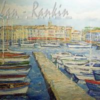 A St Tropez | Renee Theobald | Nolan-Rankin Galleries - Houston