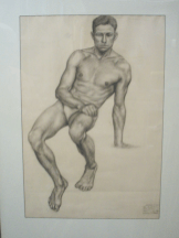 M.C. Mayer - John Herron Art School