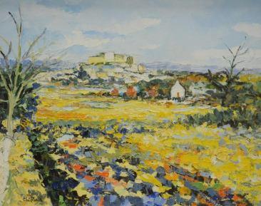 "NR5547 | Provence | 30 Figure: 36.25"" x 28.75"""